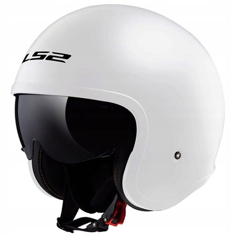 KASK LS2 OF599 SPITFIRE SOLID WHITE